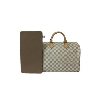 Base Shaper for Louis Vuitton Speedy 35 (Beige)