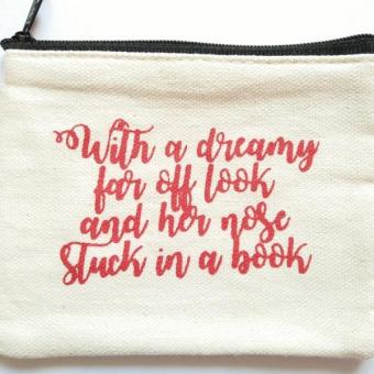 Beauty and the Beast Dreamy Quote Coin Purse Price Philippines