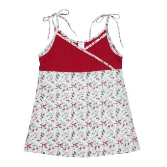 Bebe by SO-EN Infant's Strappy Dress (Red)