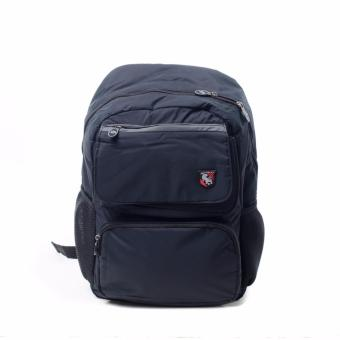 BENCH- BGB0011BK3 Men's Knapsack Bag (Black)