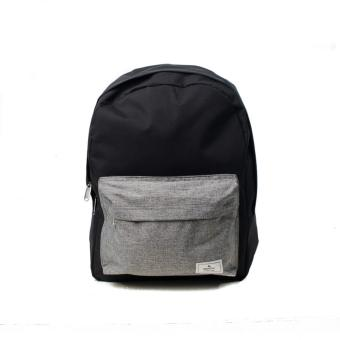 BENCH- BGB0021BK3 Men's Knapsack Bag (Black)