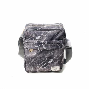 BENCH- BGM0601GY3 Printed Sling Bag (Grey)