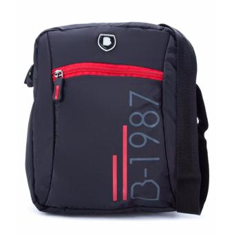 BENCH- BGS0569BK3 Small Sling Bag (Black) Price in Philippines