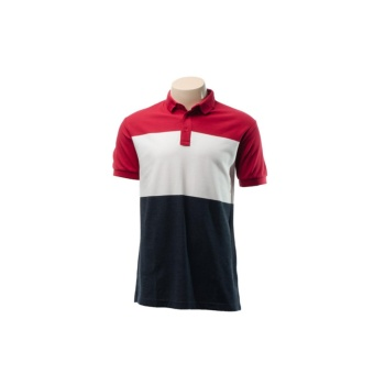 BENCH- BIL1698B Striped Polo Shirt (Multicolor)