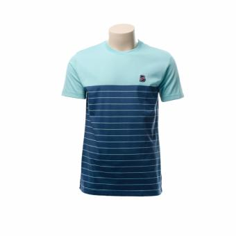 BENCH- BOL0821SG2 Striped Tee (Sea Green) Price Philippines