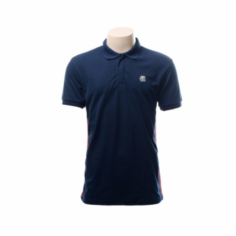 BENCH- BTC3867BU4 Men's Polo Shirt (Navy Blue)