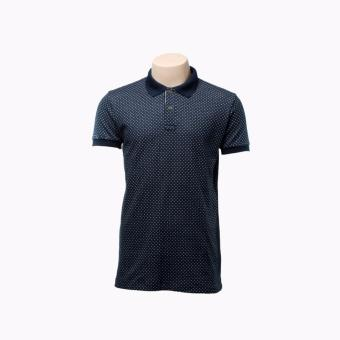 BENCH- BTC3884BU4 Men's Polo Shirt (Blue)