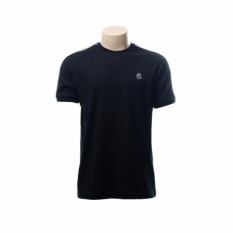 BENCH- BTO4371BK3 Men's Plain Tee (Black)