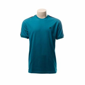 BENCH- BTO4371CB4 Men's Plain Tee (Celestial Blue)