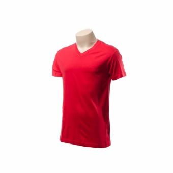 BENCH- BUC0079RE3 Plain Shirt (Red) - 4