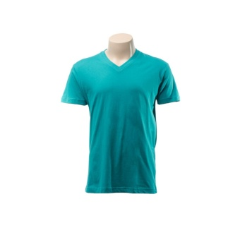 BENCH- BUC0079SG4 Plain Shirt (Sea Green)