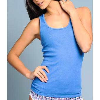 BENCH- GES0049RB3 Ladies Tank Top (Royal Blue) Price Philippines