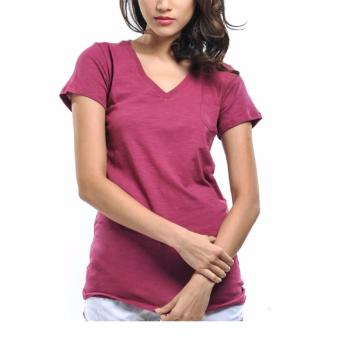 BENCH- GUA0099MR3 Ladies Undershirt (Maroon)
