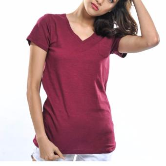 BENCH- GUA0099MR4 Ladies Undershirt (Maroon)