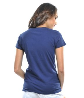 Bench Ladies Undershirt (Blue) - 4