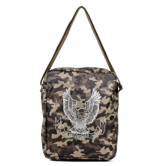 Bench Sling Bags (Fatigue Green) - 2