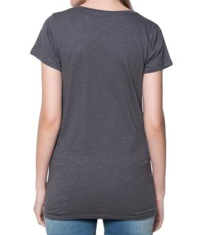 Bench V Neck Ladies Undershirt (Grey) - 3