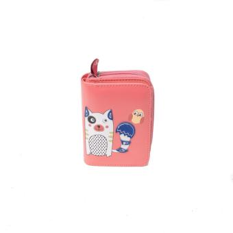 BENCH- YAM0290PI3 Ladies Wallet (Pink)