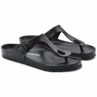 Birkenstock Gizeh Eva Flat Slippers (Black) - 2