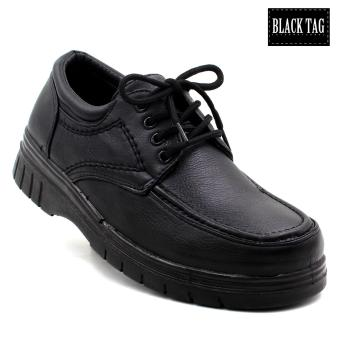 Black Tag Bradley 9016 School Shoes / Formal Shoes for Men (Black)