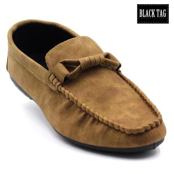 Black Tag Jeric Casual For Men (Brown) Price Philippines