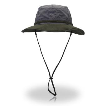 Blackhorse Columbia Sportswear Bora Bora Booney II Sun Hats-witharm green edge - intl