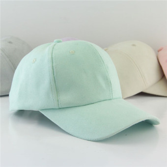 Blank Plain Snapback Hat Unisex Men Women Hip-Hop adjustable Suede Baseball Cap Price Philippines