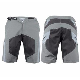 Blaster 1 Gray/Gray (Multi Purpose Biking Shorts for Outdoor andIndoor ) - 4