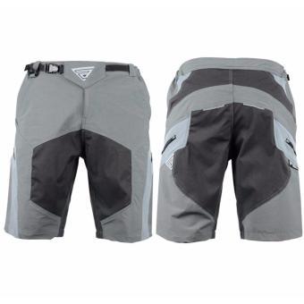 Blaster 1 Gray/Gray (Multi Purpose Biking Shorts for Outdoor andIndoor ) - 2