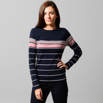 Blued Basha (Bd-22A) Ladies Pullover (Navy Blue) Price Philippines