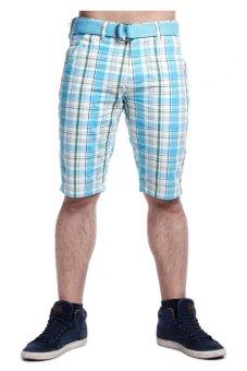Bobson Men's Kyoto Non-Denim Shorts (Green)