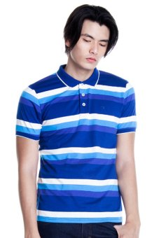 Bobson Regular Fit Stripes Polo Tee (Limoges) Price Philippines