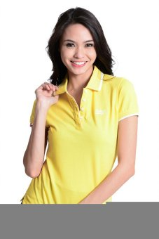 Bobson Slim Fit Polo Tee (Yellow) Price Philippines