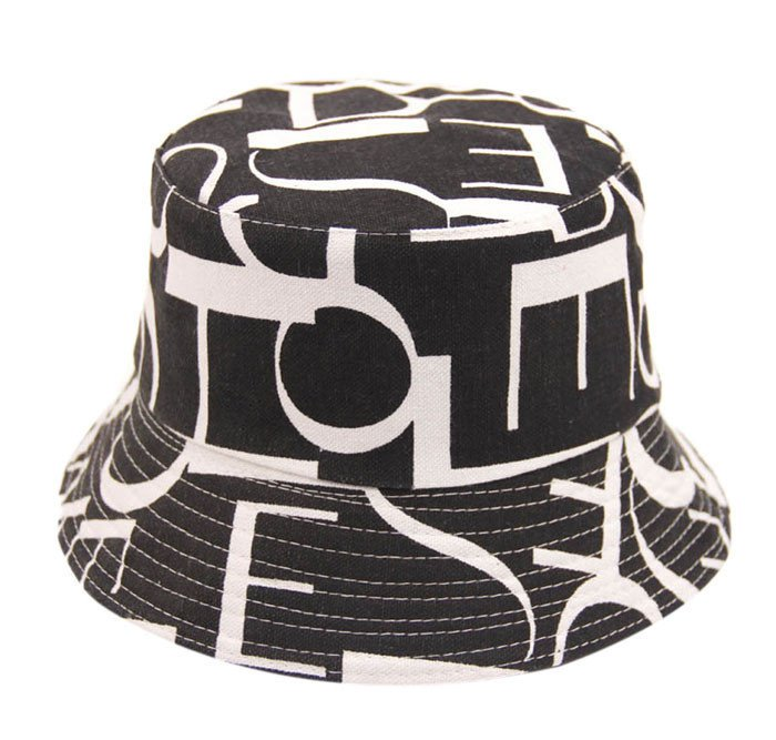 Bohemian Style Printing Stripe Lattice Women's Sun Hat product preview, discount at cheapest price