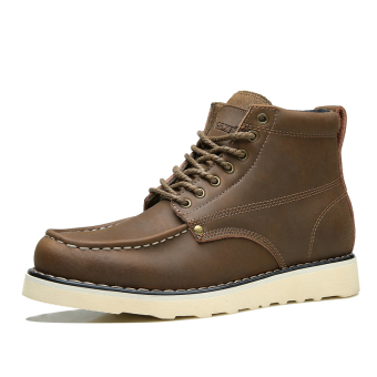 British Leather Dr. Martens men boots (Crazy Horse Brown) Price Philippines