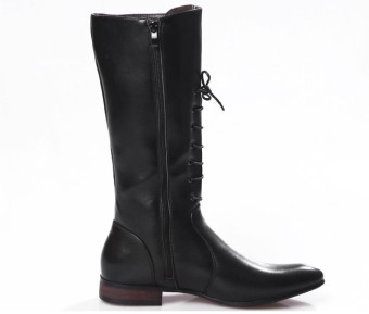 British New style pointed men boots