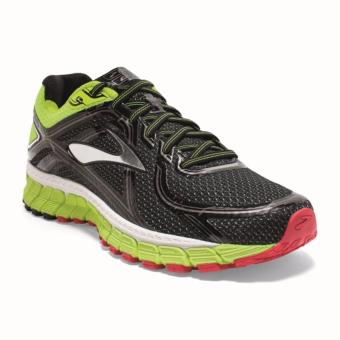 BROOKS Adrenaline Gts 16 Men's Running Shoes DD081 Black/Yellow Price Philippines