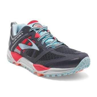 BROOKS Cascadia 11 Women's Trail-Running Shoes B005 Grey/Red Price Philippines