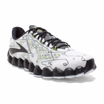 Brooks Running Shoes Neuro Men's D159090 White/ Black Price Philippines