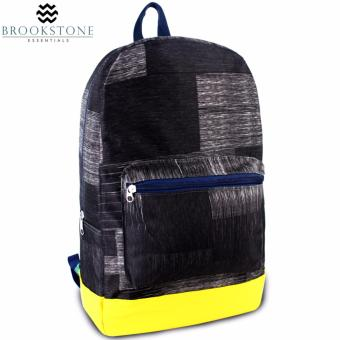 Brookstone Black Juniper Zelah Backpack