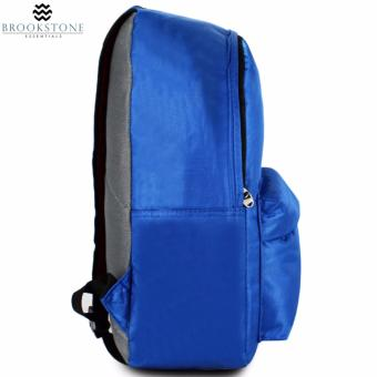 Brookstone Dionne Mccue Lash Tab Casual Backpack (Blue) - 4