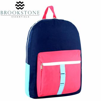 Brookstone Haringey Harrow Backpack (Navy Blue)