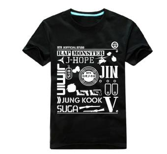 BTS Bangtan boys KPOP T-shirt 100%COTTON IN Bloom jung kook jimin Kpop New - Intl - intl