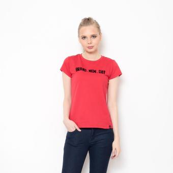 Bum Ladies Message Tee (Lollipop) Price Philippines