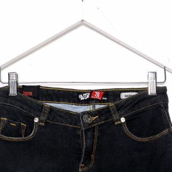 Bum Ladies Super Stretch Jeans (Black ) - 3