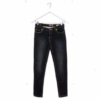 Bum Ladies Super Stretch Jeans (Black ) Price Philippines