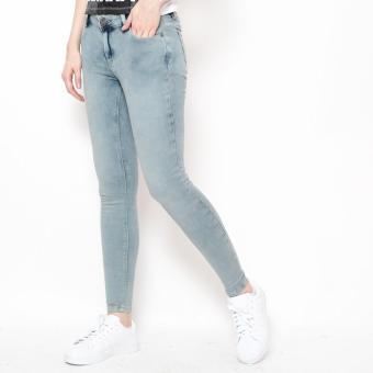 Bum Ladies Wash Pants (Light Blue) - 2
