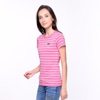 Bum Limited Ladies Bundle Tee (Acid Fuschia) - 3