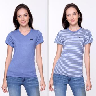 Bum Limited Ladies Bundle Tee (Acid Maong)