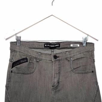 Bum Men's Black Army Premiun Denim Pants (Tinted Black) - 3